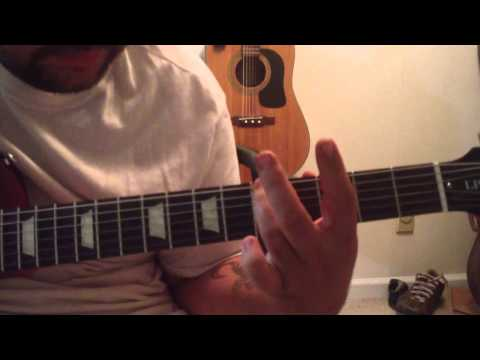 Black Stone Cherry-Can't You See Guitar Lesson