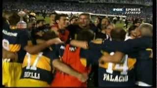 """Mariano Closs: """"Parece que la historia, tiene colores Azúl y Amarillo"""" (Boca campeón LB 07)"""