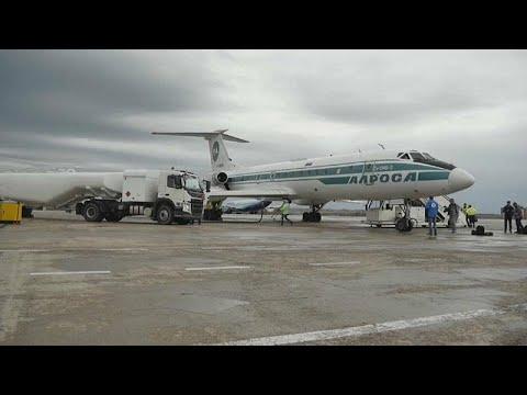 شاهد: توبوليف 134 الأسطورية تقوم بآخر رحلة جوية لها  - نشر قبل 2 ساعة