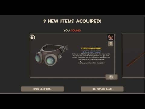 TF2 - 24/7 Achievement / Hat / Item / Idle / Trading Server.