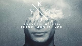 Kygo - Think About You (Official Audio) ft. Valerie Broussard