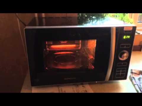 Daewoo Air-Fryer Microwave Error3 - YouTube