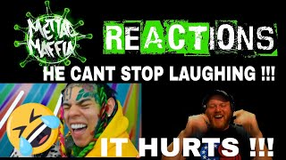 6ix9ine Gooba Official Music Video Reaction Metal Drummer Reacts Youtube Full send healthiest man alive. youtube