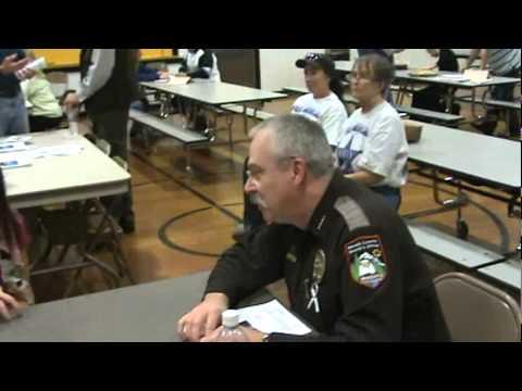 Ravalli County, Montana: Unconstitutional Sheriff