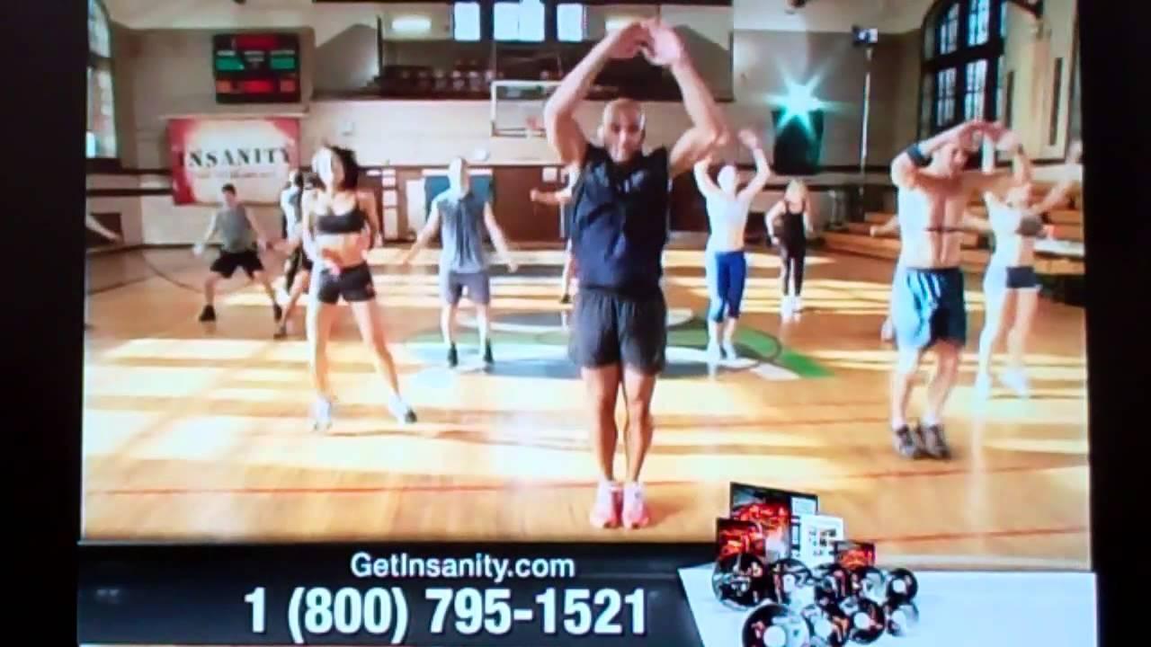 Workout infomercials eoua