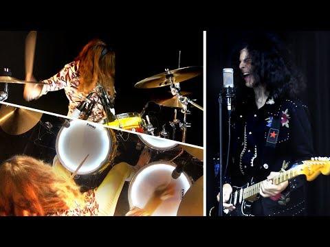 Voodoo Child (Jimi Hendrix Cover); Sina feat. Andrei Cerbu