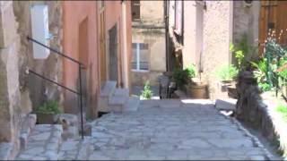 Visite en Provence avec Esterel Caravaning - Montferrat