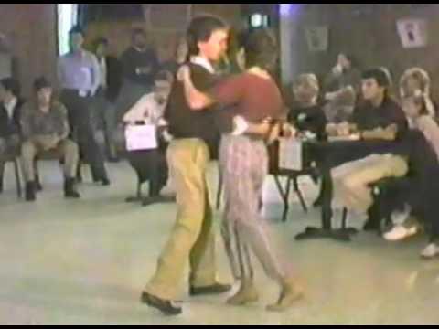 1984 - Pavilion Beach Club - Junior Shag Contest - Nov 11th