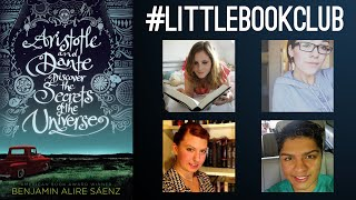 Aristotle & Dante Discover the Secrets of the Universe | #LittleBookClub