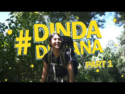 PENDAKIAN GUNUNG MERBABU Part I #DindaDimana