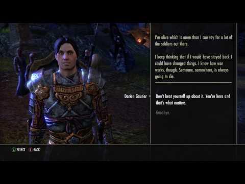 The Elder Scrolls Online-Darien's dream