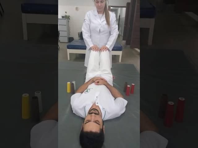 Exercício funcional para fortalecimento de tronco