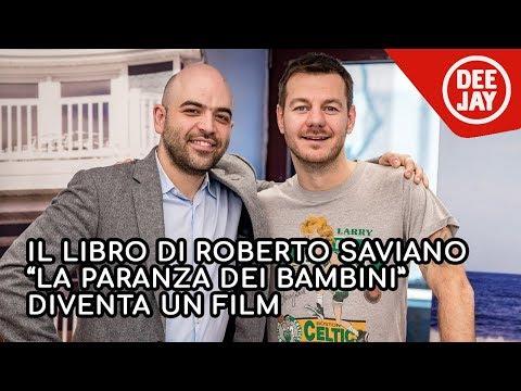 Roberto Saviano a Catteland presenta il film 'La paranza dei bambini'