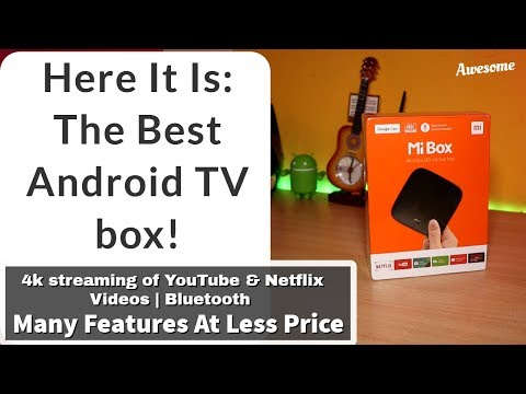 HERE IT IS: THE BEST Android TV Box! | Xiaomi Mi Android TV Box Review