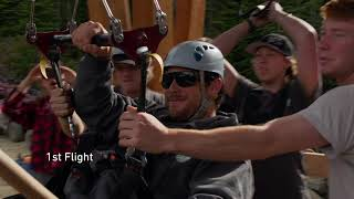 The Making Of Superfly Ziplines Whistler
