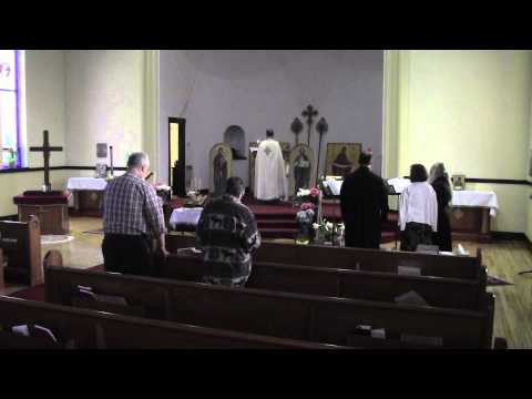 St Michael UOC St Thomas Sunday All-Night Vigil 2015-04-18