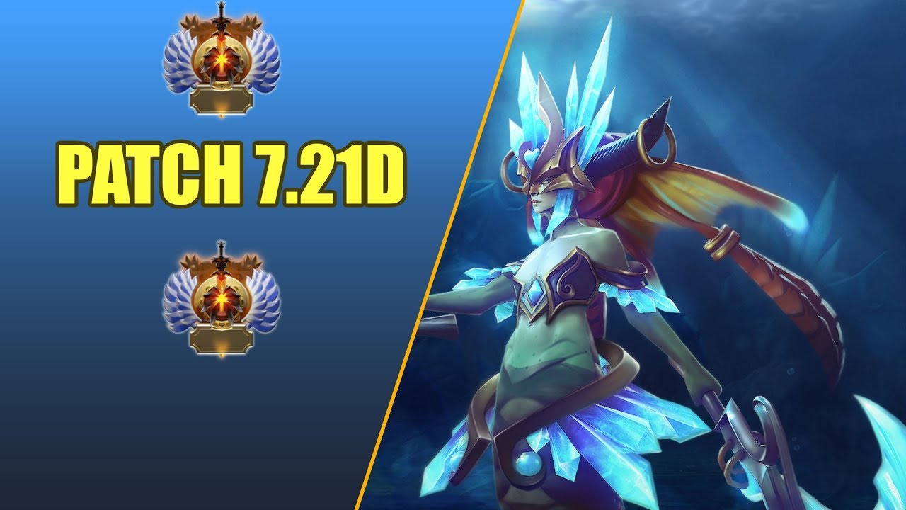 Dota 2 Patch 7 21d All That You Need To Know Youtube