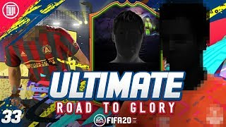 THE BIGGEST MISTAKE?!? ULTIMATE RTG #33 - FIFA 20 Ultimate Team Road to Glory