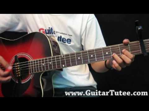Schuyler Fisk And Joshua Radin - Paperweight, by www.GuitarTutee.com