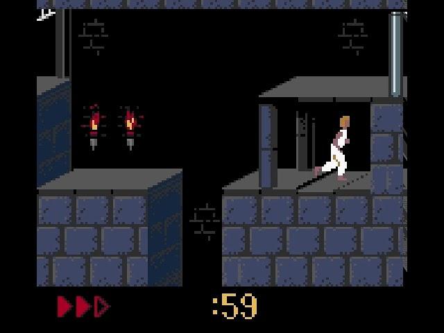 Jouez à Prince of Persia sur Nintendo Gameboy Color
