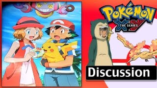 Pokemon XY Anime Discussion - NEW Amourshipping Poster, Moltres , Future Episode Scans Eps. 82-89!!!