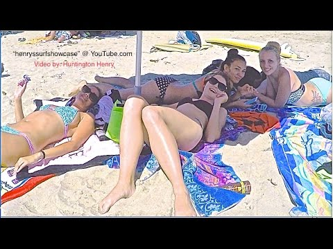 Girls Of Summer 2015 HD reload Huntington Beach CA.