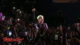 P!nk - So What (Rock In Rio 2019)
