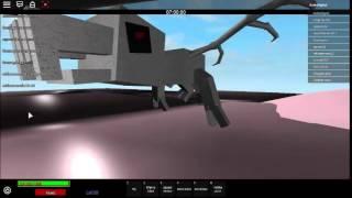 Primal Draco Lux Line - The Robots - Roblox