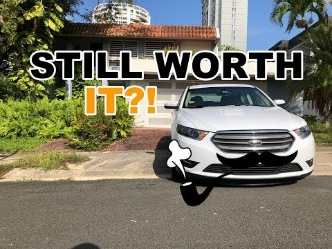 2019 Ford Taurus SEL REVIEW   An aging PLATFORM!