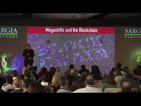 Futurist Gerd Leonhard Leadership Seminar: Sargia Athens Part 2: understand The Megashifts