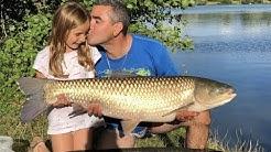 Pêche de la carpe - Session de 144h -  Lac des Varennes ! (partie 1)