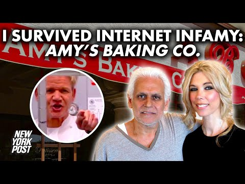 Amy's Baking Company Owner Survived Gordon Ramsay's 'Nightmare' | Internet Infamy | New York Post
