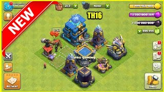 NEW Working Clash Of Clans Private server with TH16 !