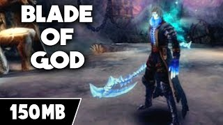 Blade Of God | Offline Apk + Data Download on android For Free | Only 150mb