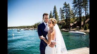 Ali + Mark - A Joyful Summer Tahoe Wedding