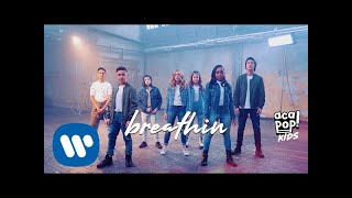 Acapop! KIDS - BREATHIN by Ariana Grande (Official Music Video)
