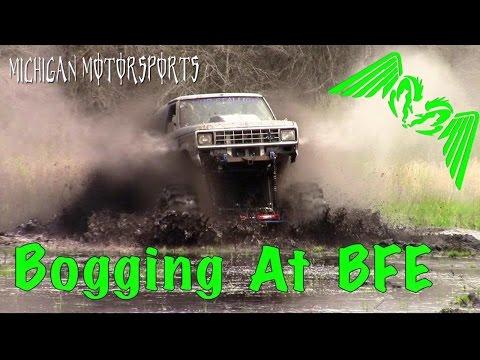 Mud Bogging At BFE