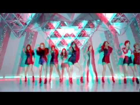 [3D] Girls' Generation - THE BOYS [REAL 3D]