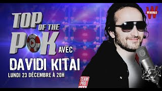 ♠♥♦♣ Top of the Pok : le Père Noël sort Davidi Kitai de sa hotte !