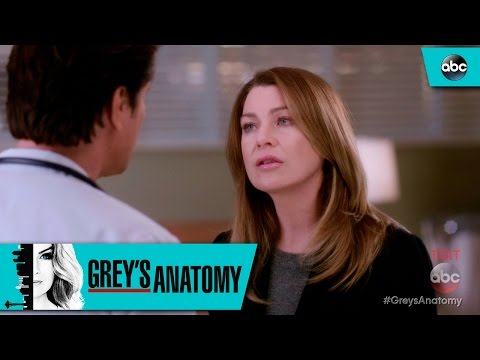 Meredith Asks Riggs for A Reason Sneak Peek - Grey's Anatomy 13x17
