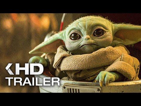 THE MANDALORIAN 2. Staffel Trailer German Deutsch (2020)