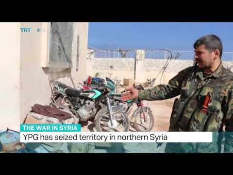 Interview with Ross Harrison on US-Turkey relations on Syrian war