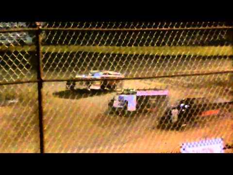 OWM Feature race part 1 Mar 8,2014 Hendry County Speedway
