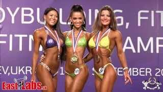 2013 IFBB MS bikini fitness  158cm FINALE