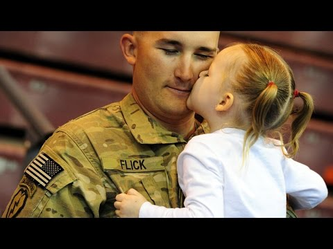 Most Emotionl Soldiers Coming Home Compilation l Try Not To Cry Happy Tears l RESPECT