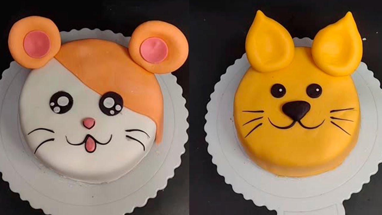 AWESOME CAKE DECORATING COMPILATION 💓| MOST SATISFYING CHOCOLATE CAKE | SUGAR CAKE  # 26