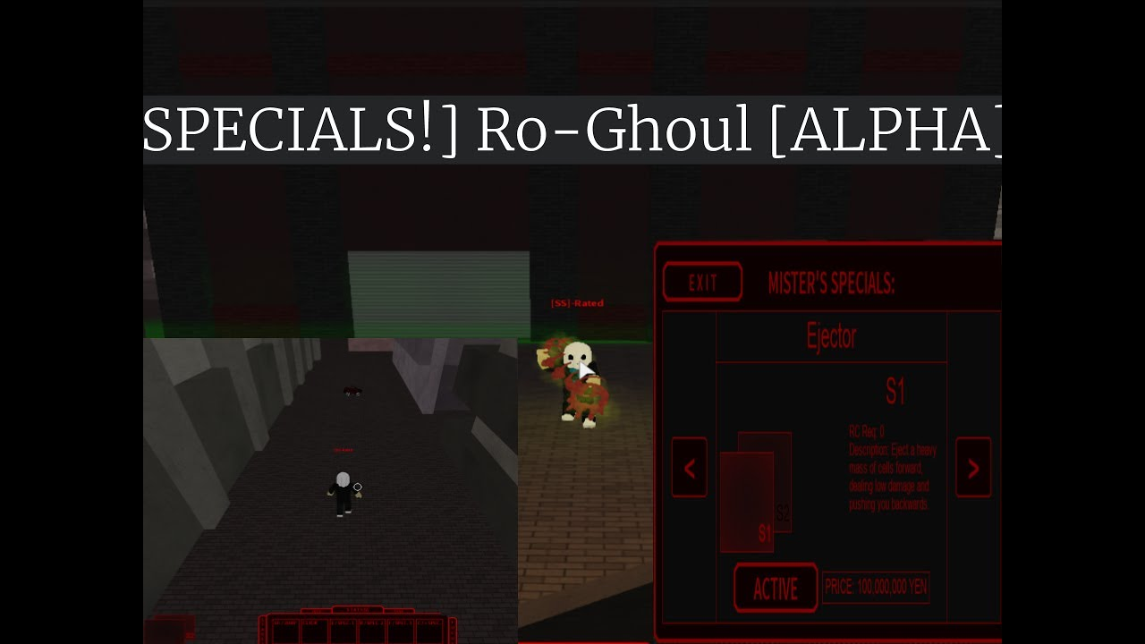 Roblox Ro Ghoul Codes 2018 Specials Update Ro Ghoul