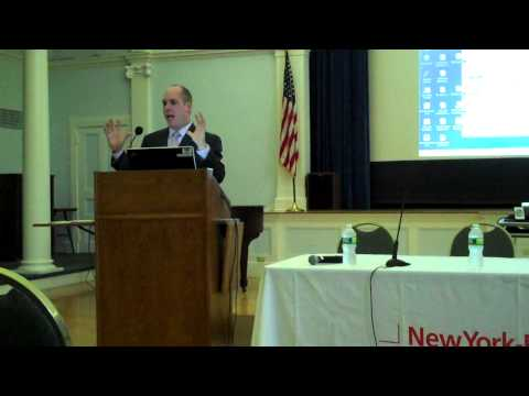 Sustainability at NewYork-Presbyterian Hospital - Welcoming remarks