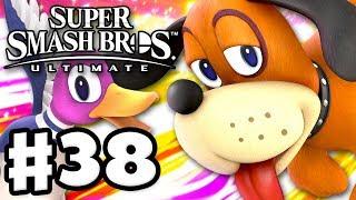 Duck Hunt! - Super Smash Bros Ultimate - Gameplay Walkthrough Part 38 (Nintendo Switch)