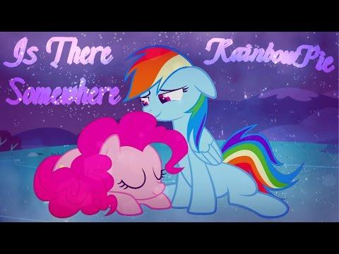 ιѕ тнєяє ѕσмєωнєяє - RainbowPie
